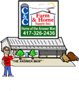 C & C Farm and Home Supply Inc.