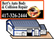Bert's Auto Body & Collision Repair