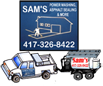 Sam's Power Washing, Asphalt Sealing & More
